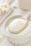 Сахар Стоковое Изображение RF