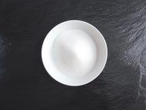Белый сахар Стоковая Фотография RF