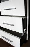 Белый уход за больным Изготовление мебели Стоковые Изображения