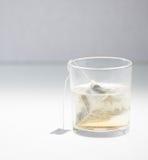 Белый чай Стоковая Фотография