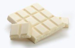Белый шоколад стоковое фото