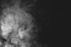 Белый дым Стоковые Фото