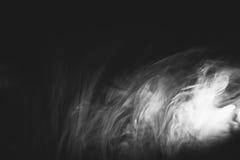 Белый дым Стоковая Фотография