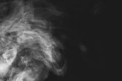 Белый дым Стоковое фото RF