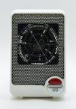 Белый электронагреватель Стоковое фото RF