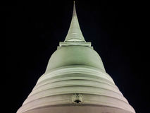 Белый Pagoda Стоковые Фото
