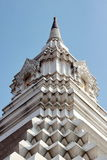 Белый Pagoda Стоковые Фотографии RF
