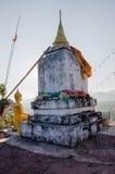 Белый Pagoda Стоковая Фотография