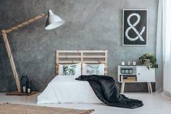 2 белых подушки с естественным поводом Стоковые Изображения RF