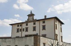 Бельведер форта в Флоренсе, Италии Стоковые Изображения RF