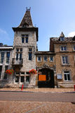 Бельгийский город Remouchamps Стоковая Фотография