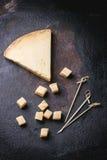 Бельгийский сыр Стоковые Изображения RF