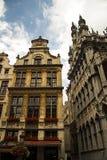 Бельгия красивая старая часть здания Стоковые Изображения