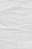 Белье плюс текстура Чино хлопка, детальный вертикальный крупный план естественного света, деревенский скомканный год сбора виногр Стоковые Изображения
