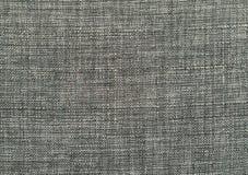 Белье льна абстрактная текстура ткани конструкции конца предпосылки вверх по сети Стоковая Фотография