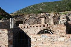 Библейские магазины Ephesus Стоковые Фотографии RF