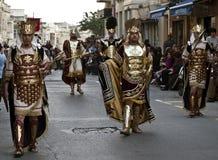 библейский король Стоковое Фото