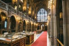 Библиотека Джона Rylands стоковое фото