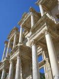 Библиотека Celsus в Ephesus Стоковые Изображения