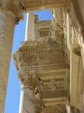 Библиотека Celsus в Ephesus Стоковое фото RF
