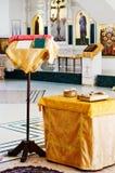 Библия на стойке Стоковое фото RF