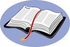 библия святейшая Стоковое Фото