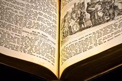 библия старая Стоковые Изображения RF
