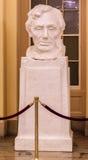 Библиотека Вашингтон конгресса бюста Стоковые Фото