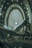 Библиотека Ливерпуля центральная, смотря до купол Стоковое Изображение RF
