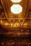 Библиотека & музей Моргана стоковые фотографии rf