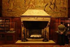 Библиотека & музей Моргана стоковое изображение