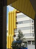 Библиотека Роттердам Стоковые Изображения RF