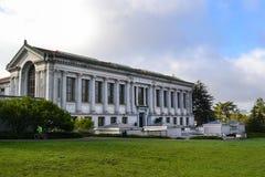 Библиотека Университета штата Калифорнии Стоковые Изображения