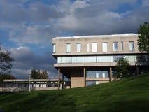 Библиотека, университет Стерлинга стоковое фото rf