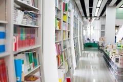 Библиотека Стоковое Фото