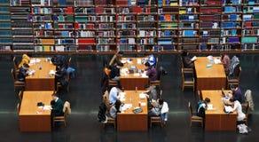 Библиотека Стоковая Фотография