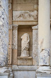 Библиотека Celsus, Ephesus Стоковое Изображение