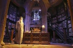 Библиотека Dumbledores Стоковая Фотография