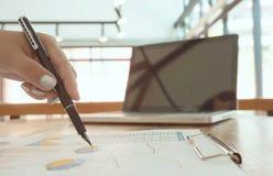 Бизнесмены встречая worki профессионального инвестора идей дизайна стоковые изображения rf