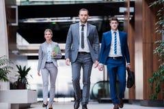 Бизнесмены группы Стоковая Фотография RF