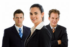 бизнесмены команды Стоковая Фотография RF