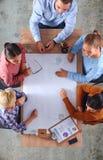 Бизнесмены на встрече Стоковые Фото