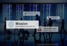 Бизнесмены путешествуя концепция назначения авиапорта стоковое изображение rf
