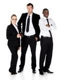3 бизнесмены Стоковая Фотография RF