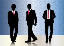 Бизнесмены Стоковое Изображение RF
