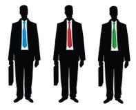 бизнесмены Стоковые Изображения