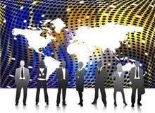 бизнесмены Стоковые Изображения RF