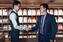 бизнесмены 2 Стоковая Фотография