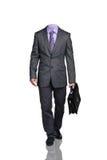Бизнесмен без головы Стоковая Фотография RF