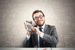 Бизнесмен болвана Стоковая Фотография RF